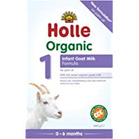 Holle Holle Organic Goat Milk Formula 1 with DHA 400g, 400 g, Formula 1