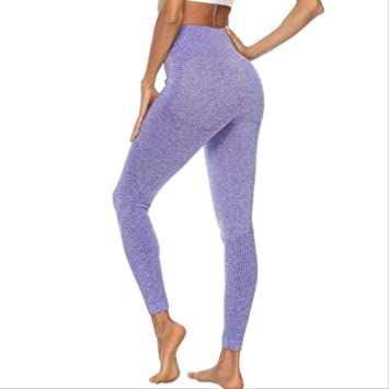 YI-SHAN Leggings sin Costuras Pantalones de Yoga Mujeres ...