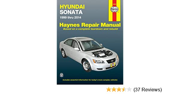 Hyundai sonata 1999 thru 2014 automotive repair manual editors of hyundai sonata 1999 thru 2014 automotive repair manual editors of haynes manuals 9781620920848 amazon books fandeluxe Choice Image