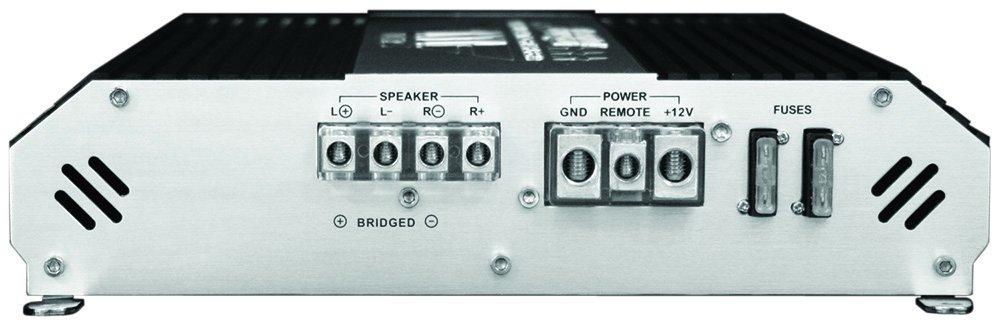 Earthquake Sound TNT Series T500W//2 2-Channel 800-Watt MOSFET Amplifier with Auto Sensing