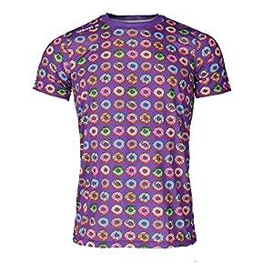 Luanvi Rosquillas | Camiseta Manga Corta Hombre