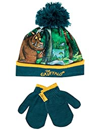 The Gruffalo Boys' Gruffalo Hat and Gloves Set Size 4 - 6 Years
