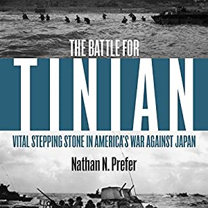 Battle for Tinian Audiobook