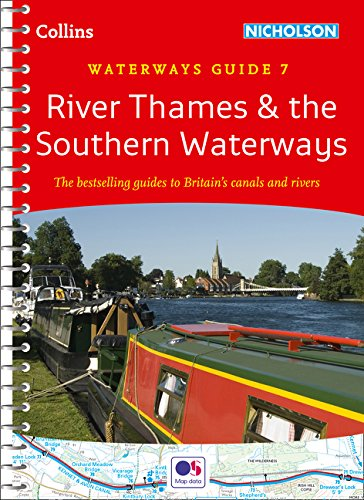 Collins Waterways Guide River Thames & the Southern Waterways (Collins/Nicholson Waterways Guides)