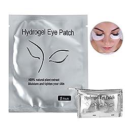 110 Pairs Eyelash Extension Gel Patches ...