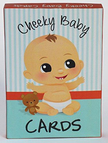 Cheeky bebé tarjetas Milestone Tarjetas de bebé: Amazon.es: Bebé