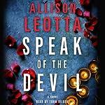 Speak of the Devil: A Novel | Allison Leotta