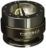 Automotive : NRG Innovations SRK-200GM Quick Release (Gun Metal Body/Titanium Chrome Ring)