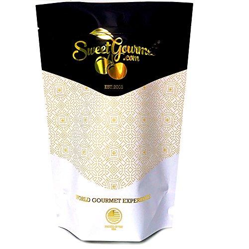 SweetGourmet Unsweetened Carob Drops 2M | No Caffeine Chocolate | Kosher | 1 ()