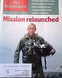 The Economist Magazine, September 27th-October 3rd, 2014
