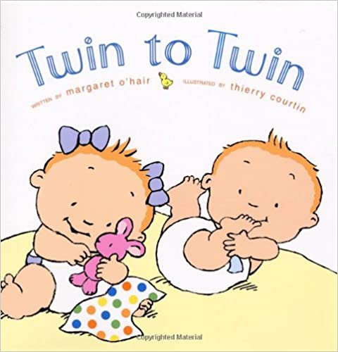 Twin to Twin Hardcover – Picture Book