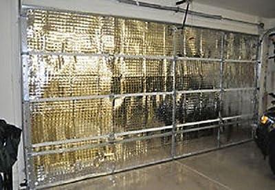 NASA Tech Reflective Foam Core Garage Door Insulation Kit 16L x 7H Panel