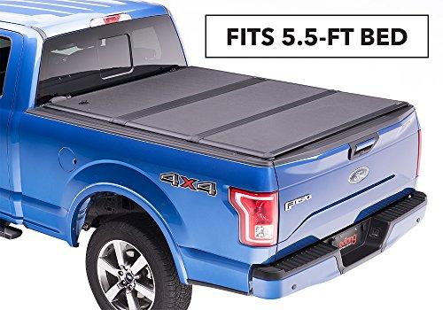 Extang 62475 Encore Hard Folding Tonneau Cover - fits F150 (5 1/2 ft bed) 15-18 (Extang Encore Tonneau Cover)
