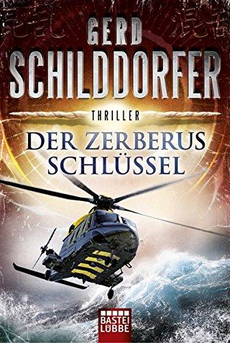 Der Zerberus-Schlüssel: Thriller (John Finch, Band 4)