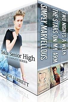 Tekla Senior High: The Complete Series by [Jarrett, Leigh]