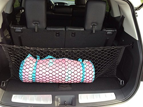 Envelope Style Trunk Cargo Net for Infiniti QX60 QX60 HYBRID JX35 NEW Trunknets Inc Compare to 999C1RZ000