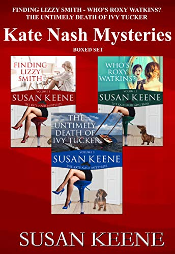 The Kate Nash Series (Boxed Set) by [Keene, Susan]