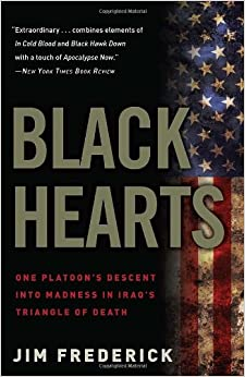Black Hearts by Jim Frederick