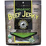 Golden Valley Natural Organic Beef Jerky Original -- 3 oz