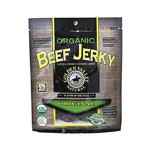 Organic Beef Jerky