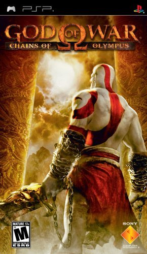 God of War Chains of Olympus - Sony PSP (Blades Of Chaos For Sale)