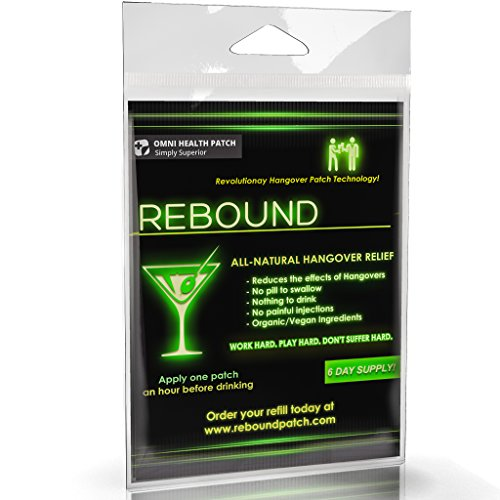 Rebound Hangover Relief Patch Supply product image