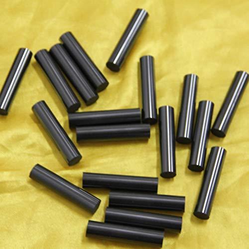 Fevas ODlength=260mm/Precision Silicon Nitride Ceramic Rod/wear-Resistant Ceramic Rod/Silicon Nitride Ceramic/Ceramic Shaft