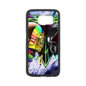 Daft Punk Samsung Galaxy S6 Cell Phone Case Black Custom Made pp7gy_3369584
