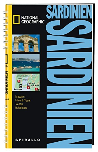NATIONAL GEOGRAPHIC Spirallo Reiseführer Sardinien