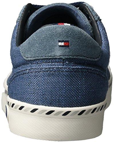 Jeans Basse Donna Scarpe Tommy 7c1 E1285liza Ginnastica da 013 Blu Hilfiger ygqqHzBpY