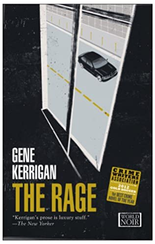 book cover of The Rage