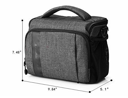 BAGSMART Camera Shoulder Bag