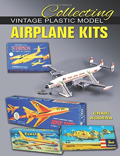 Collecting Vintage Plastic Model Airplane ()