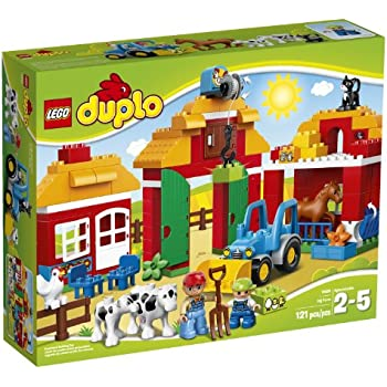 Amazon Com Lego Duplo My First Zoo 6136 Toys Amp Games