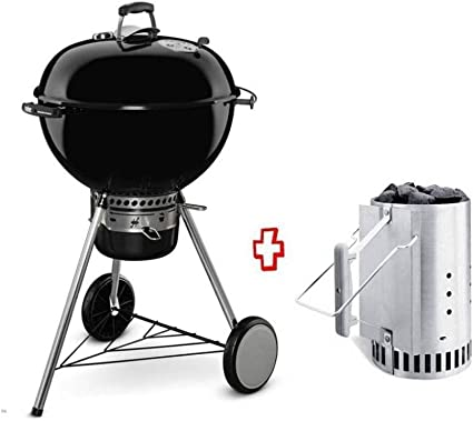 Weber Barbecue Master Touch GBS E 5750 Noir: