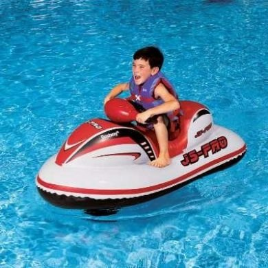 H2OGO! Pool Race Rider - Inflatable Jet Ski
