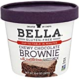 Bella Gluten Free - Chewy Chocolate Brownie Mix - 10.6 oz.