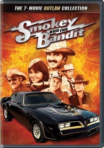 - Smokey and The Bandit: The 7-Movie Outlaw Collection New DVD Boxed Set