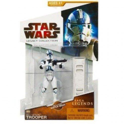 Star Wars 2009 Saga Legends Action Figure SL No. 8 501st Legion Trooper ()
