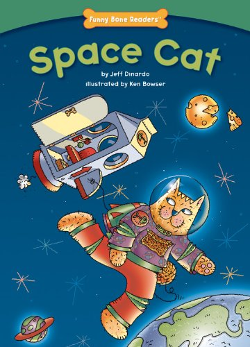 Space Cat (Character Education: Responsibility) (Funny Bone Readers: Developing Character)