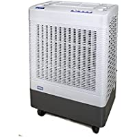 Hessaire Products MC61M Mobile Evaporative Cooler, Large, Gray