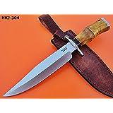 Amazon.com : Nieto Knives 2003A Cuchillo Linea Gran Cazador ...