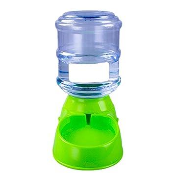 Edhua 3.5 L Alimentador de Mascotas/Dispensador de Agua,Dispensador de Comida para Perros (Dispositivo de alimentación automática) Suministros para ...