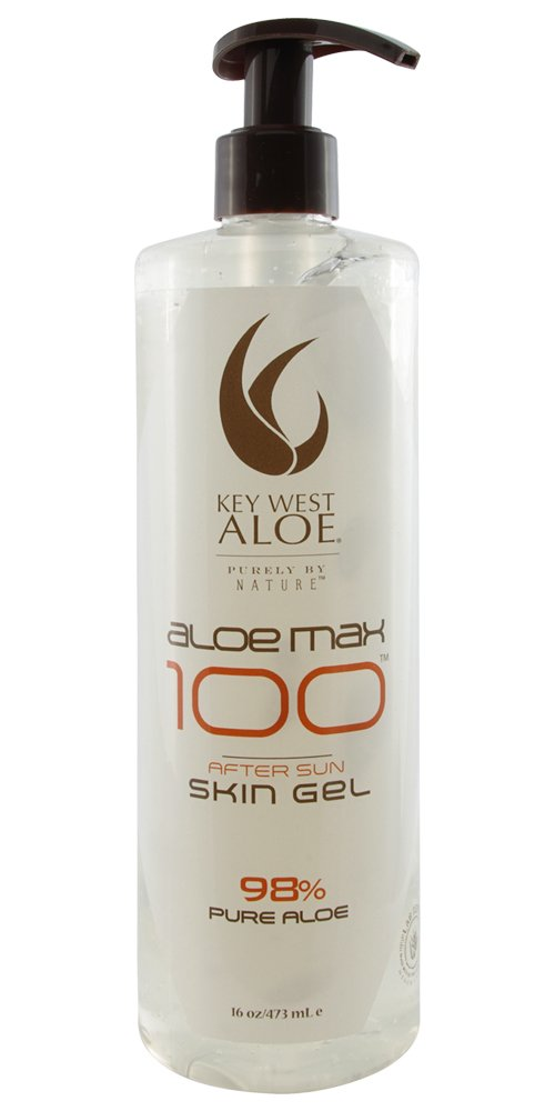 Key West Aloe Max 100 15.5 oz by Key West Aloe (Image #1)