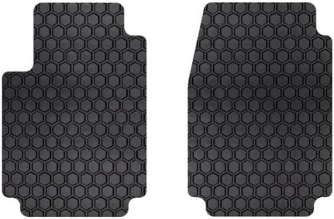 Intro-Tech Hexomat Front Row Custom Fit Auto Floor Mats