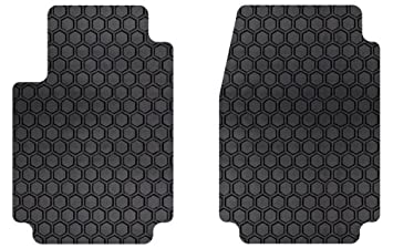 Intro-Tech Hexomat Floor Mats for Select Mitsubishi Diamante Models NS-152-RT-C