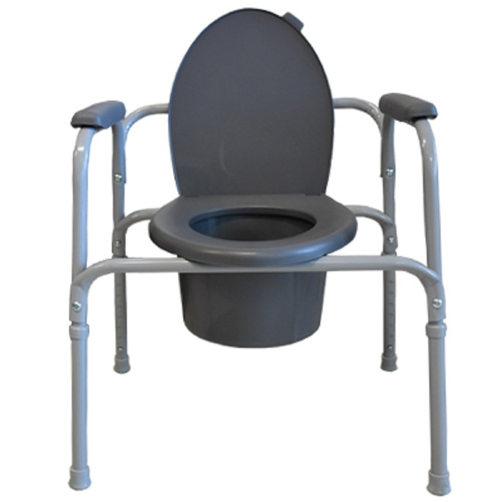 Invacare - I-Class All-In-One Commode - Four Pack