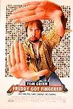 #8: Freddy Got Fingered 27X40 Tom Green One Sheet Movie Poster