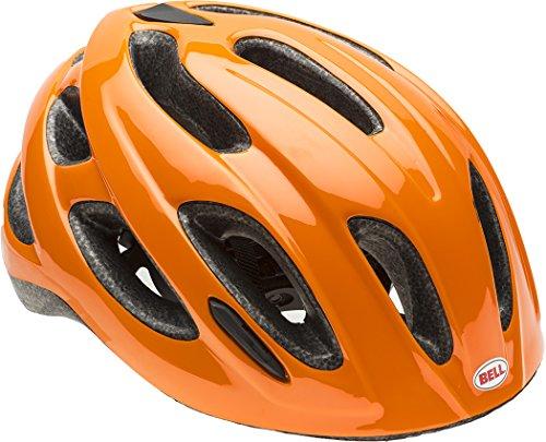 Safety Bell (Bell Adult Connect Helmet, Hi-Vis Orange)