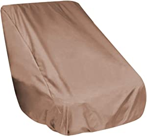 Waterproof Chair Covers Outdoor Durable Desk and Chairs Cover Patio Furniture Protector (1#)
